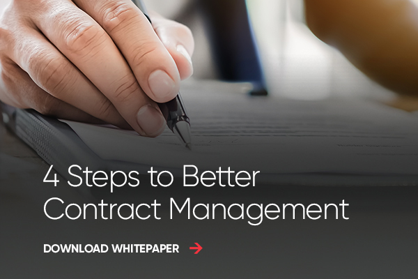 4 Steps to Better Contract Management
