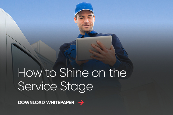 How to Shine on the Service Stage